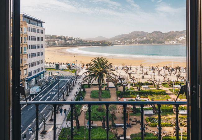 à San Sebastián - ALDERDI EDER